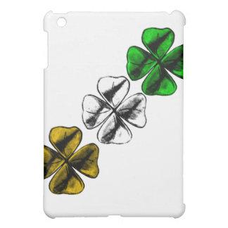 Three Shamrocks iPad Mini Covers