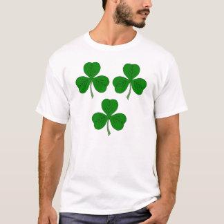 Three Shamrocks Shirt