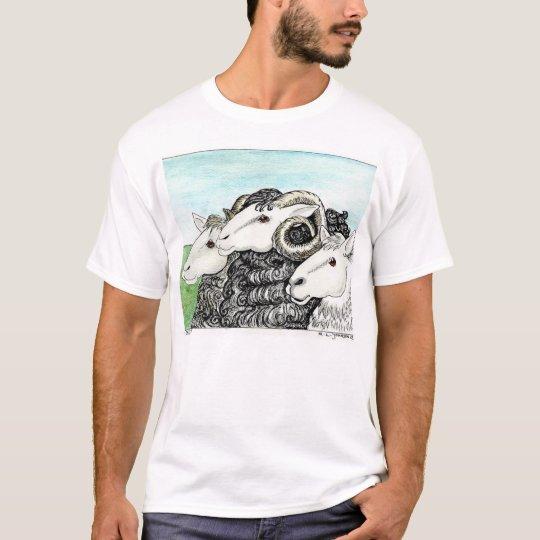 Three Sheep T-Shirt