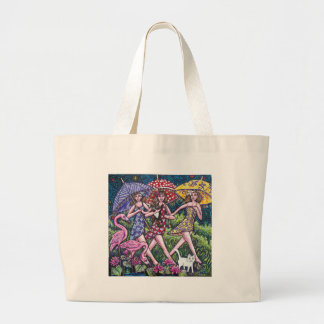 Three Sisters Tote Bags