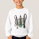 Three Sisters - Celtic witches Sweatshirt