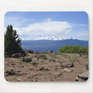 Three Sisters from Black Butte Mousepads