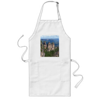 three sisters long apron