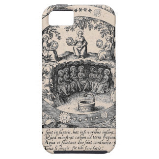 Three Sisters of Alchemy iPhone 5 Cover