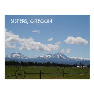 Three Sisters Postcard