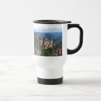 three sisters travel mug