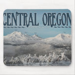 Three Sisters Wilderness Messenger Bag Mouse Pads