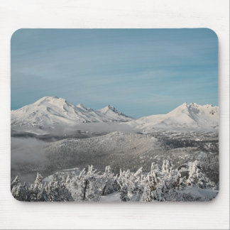 Three Sisters Wilderness Mouse Pad