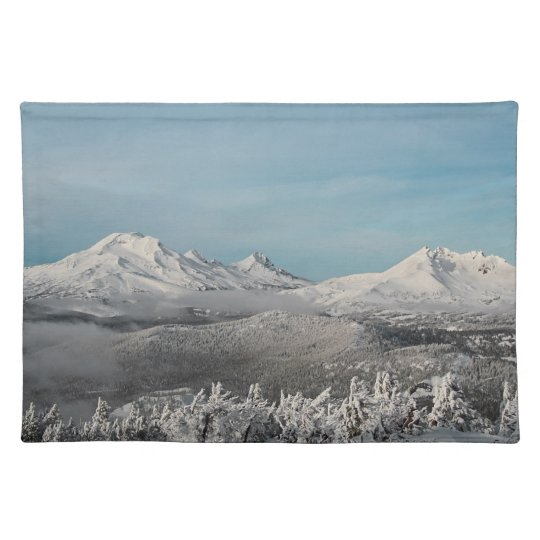 Three Sisters Wilderness Placemat