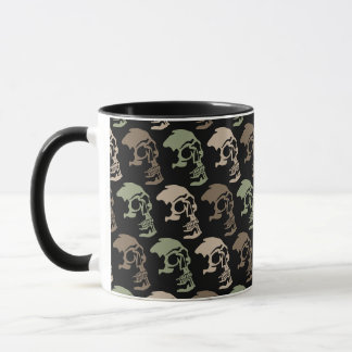 Three Skulls Go Commando Mug