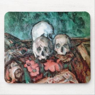 Three Skulls Mousepad