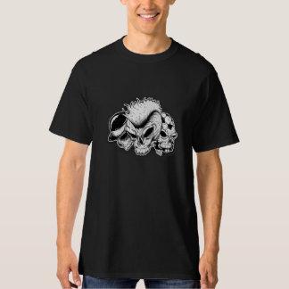 three skulls super scaled T-Shirt