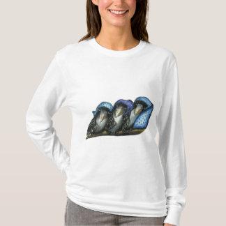 Three sleeping crows T-Shirt