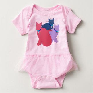 Three Soft Kittens Tshirts