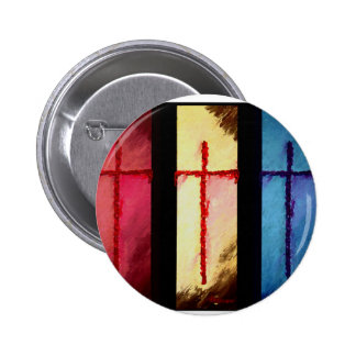 Three Souls by Rossouw 2 Inch Round Button