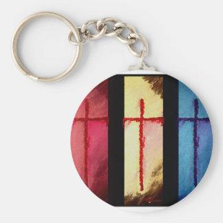 Three Souls Key Chain by Rossouw