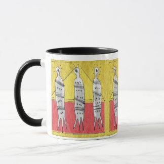 three souls pyramid mug