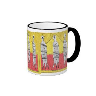 three souls pyramid mugs