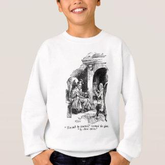 Three Spirits (with text) Sweatshirt