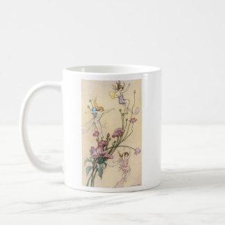Three Sprites Mad with Joy Mug