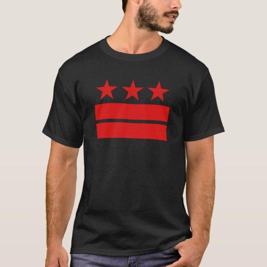 Three Stars 2 Bars T-Shirt