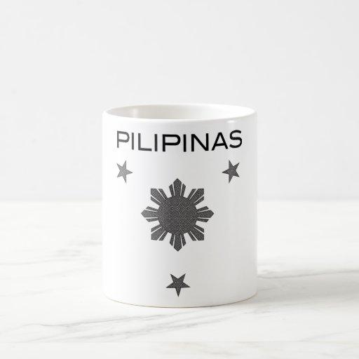 Three Stars  & A Sun Classic White Coffee Mug
