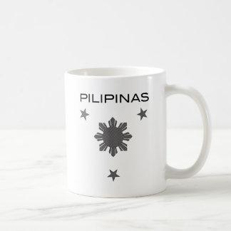 Three Stars  & A Sun Coffee Mug