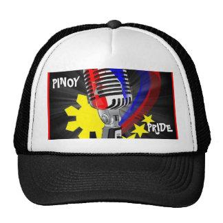 three stars and a sun, trucker hat