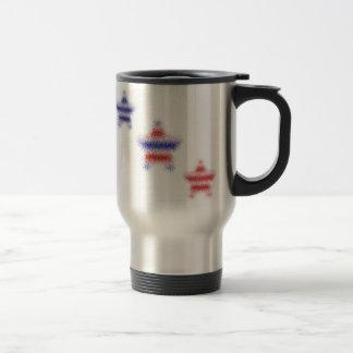 Three Stars and Stripes Mug