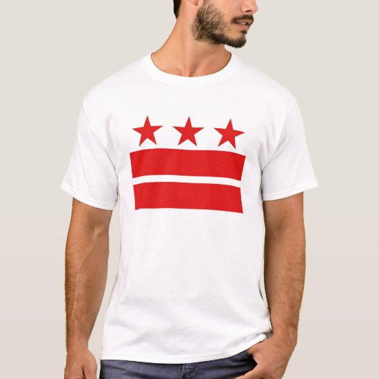 Three Stars and Two Bars T-Shirt