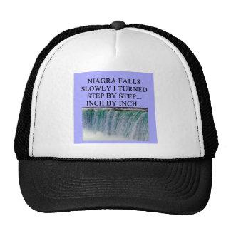 three stooges trucker hat