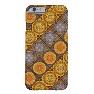 Three Styles of Mandala Pattern Barely There iPhone 6 Case