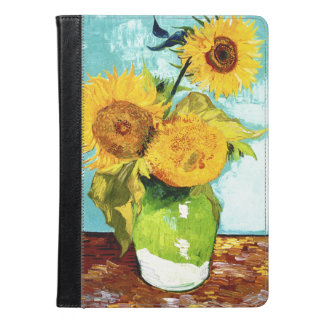 Three Sunflowers by Van Gogh Fine Art iPad Air Case