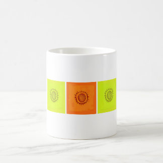 Three Suns Mug Design by David Moore
