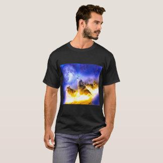 Three Super Sonic Wolf Moon T-Shirt