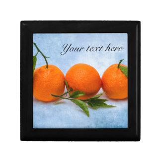 Three Tangerines Gift Box