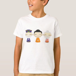 three teacher T-Shirt