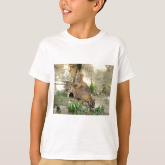 Three Tiger Cubs T-Shirt