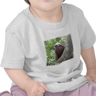 Three Toed Sloth Baby T-Shirt