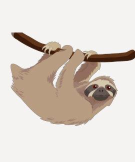 Three Toed Sloth T Shirt