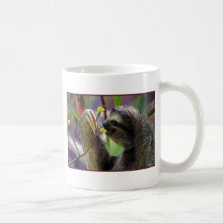 Three-Toed Tree Sloth Coffee Mug