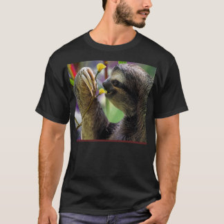 Three-Toed Tree Sloth T-Shirt