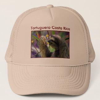 Three-Toed Tree Sloth Trucker Hat