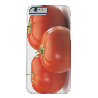 Three tomatoes on counter, close-up barely there iPhone 6 case