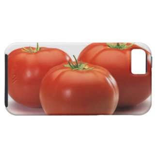 Three tomatoes on counter, close-up iPhone SE/5/5s case