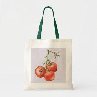 Three Tomatoes on the Vine 1997 Tote Bag