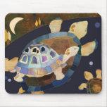 Three Tortoises Mouse Pad