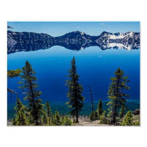 Three Tree View // Crater Lake National Park