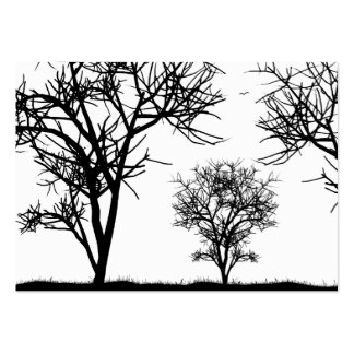 Three Trees Business Card