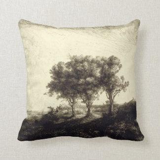 Three Trees - Holland 1643 Pillow